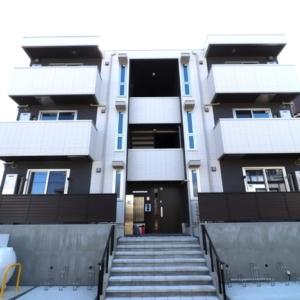 静岡県立美術館前徒歩10分 閑静な住宅街に立地、最上階角部屋、インターネット無料、オートロック、宅配BOX付いています、オススメ物件です♪